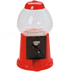 "Plastic 8.5"" Gumball Machine"
