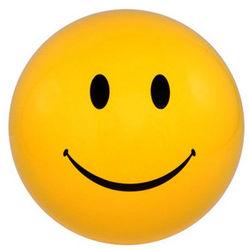 Yellow Happy Affirmation Ball