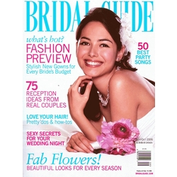 Bridal Guide Magazine Subscription