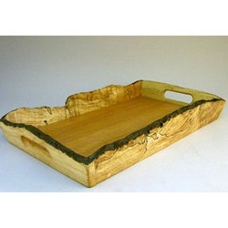 Spaulted Maple Tray