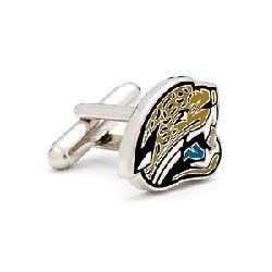 Jacksonville Jaguars Enamel Cufflinks