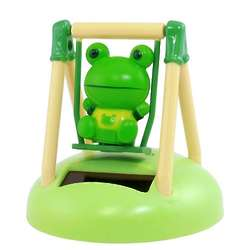 Solar Motion Frog Swing