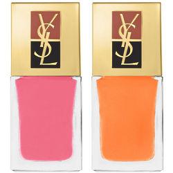 Yves Saint Laurent La Laque Manucure Couture Duo