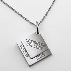 Personalized Stainless Steel Graduation Necklace