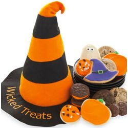 Witch Hat Filled with Sweets