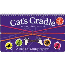 Cat's Cradle Book of String Games