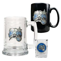Orlando Magic Tankard, Mug and Shot Glass Set