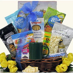 Gourmet Sugar Free Healthy Gift Basket