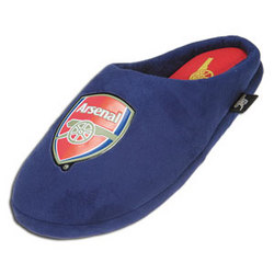 Arsenal Boys Crest Slippers