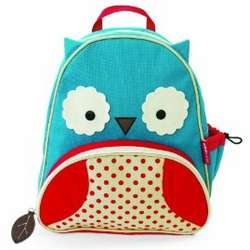 Zoo Pack Little Kid Owl Backpack
