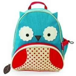 Zoo Pack Little Kid Owl Backpack