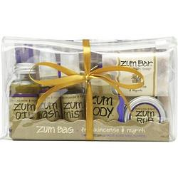 Zum Bag Frankincense and Myrrh Gift Set