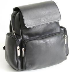 Royce Leather Vaquetta Nappa Knapsack