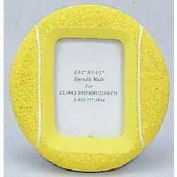 Small Tennis Ball Picture Frame