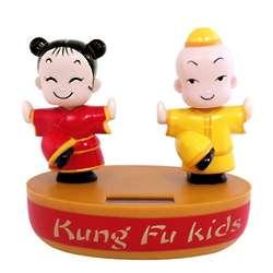 Solar Motion Kung Fu Kids