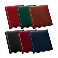 Leather Compact Photo Album