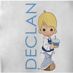 Precious Moments Personalized Baby Birthday T-Shirt