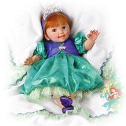Disney's Oceans Of Dreams Lifelike Musical Baby Doll
