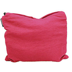Pink Clutch Wrap And Scarf