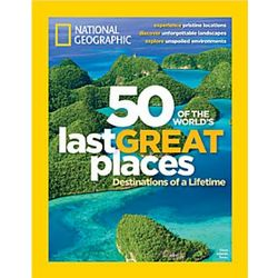 50 of the World's Last Great Places Special Issue