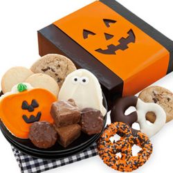 Jack-O-Lantern Assorted Sweets Gift Box