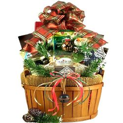 Big Beautiful Bountiful Holiday Gift Basket