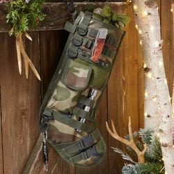 Tactical Christmas Stocking