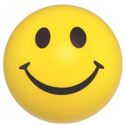 Happy Face Stress Ball