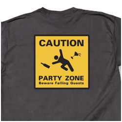 Party Zone T-Shirt