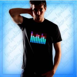 Chiller Equalizer T-Shirt