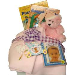 Bed Time Baby Gift Box