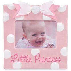 Little Princess Dots Ceramic Frame