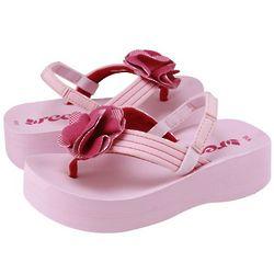 Rose Bloom Girl's Sandals