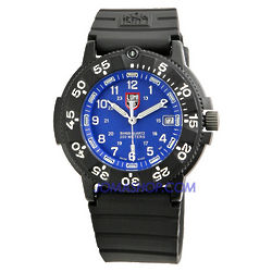 Luminox 3000 Original Navy Seal Dive Series Blue Men's Watch
