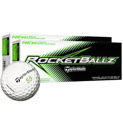 24 Personalized Rocketballz Golf Balls