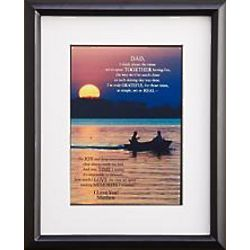 Personalized Treasured Memories Framed Print