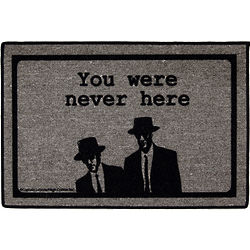 You Were Never Here Doormat