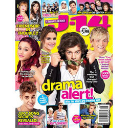 6 Issues of J-14 Magazine