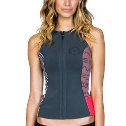 Women's Front Zip Surf Capsule Sneeky Vest