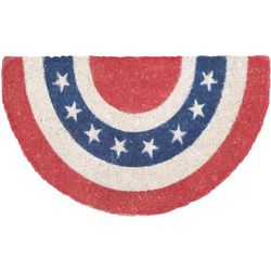 Americana Bunting Doormat
