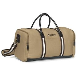 Personalized Heritage Duffel Bag