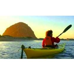 Kayaking on Morro Bay for 1