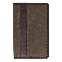Pocket Mariner Open Wallet in Khaki