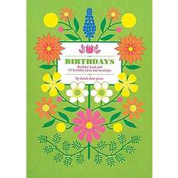 Birthday Cards and Organizer Set
