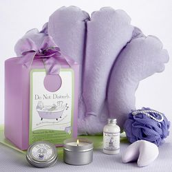 Luxurious Lavender Beautiful Bath Spa Set
