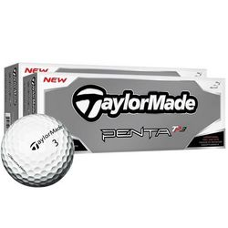 24 Personalized Penta TP3 Golf Balls