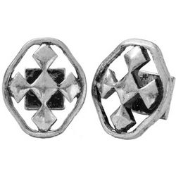 Shield of Faith Cuff Links