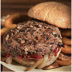 Eight 4 oz. Mushroom & Onion Steak Burgers