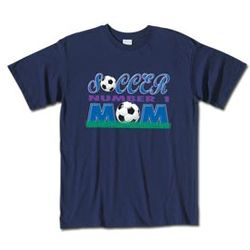 Soccer #1 Mom T-Shirt