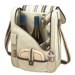 Santa Cruz Pinot Wine and Cheese Cooler for 2